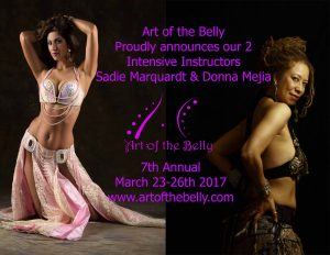 Maryland ~ Art of the Belly @ Carousel Hotel | Ocean City | Maryland | United States