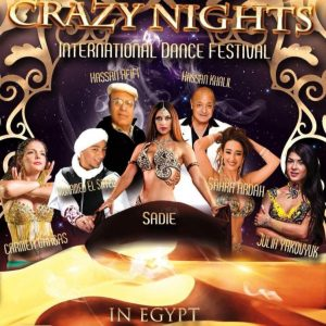 Cairo, Egypt ~ Crazy Nights Festival