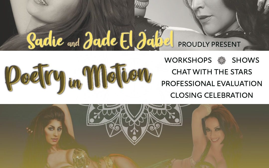 Sadie & Jade El Jabel Present: Poetry In Motion
